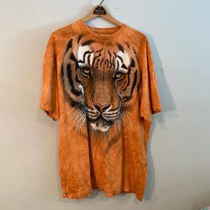 VINTAGE TIGER GRAPHIC T-SHIRT
